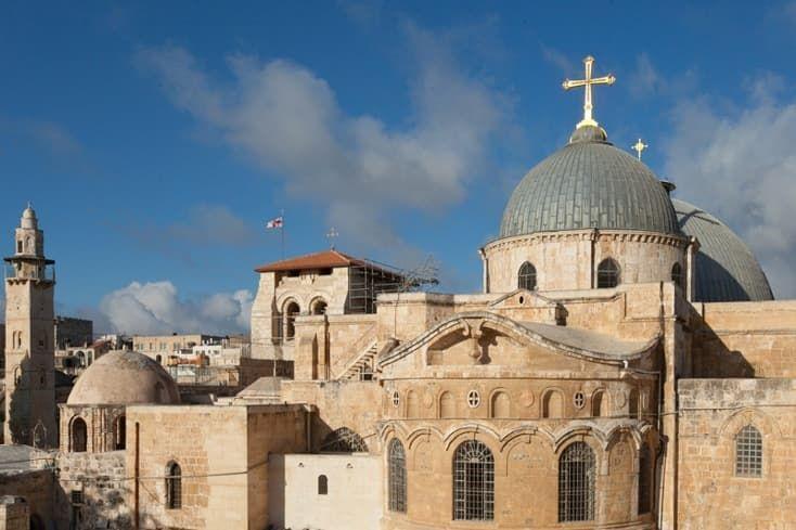 храм Господень в Иерусалиме