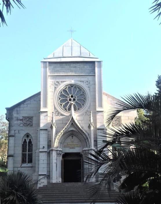 Римско- католический костёл, Ялта