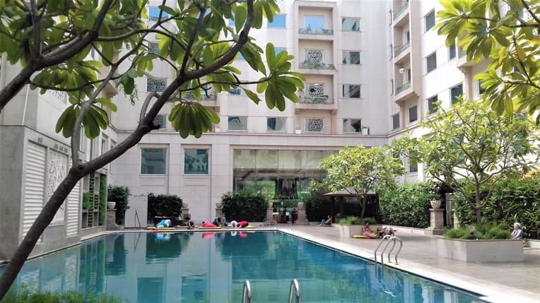 индия отель Lemon Tree Premier