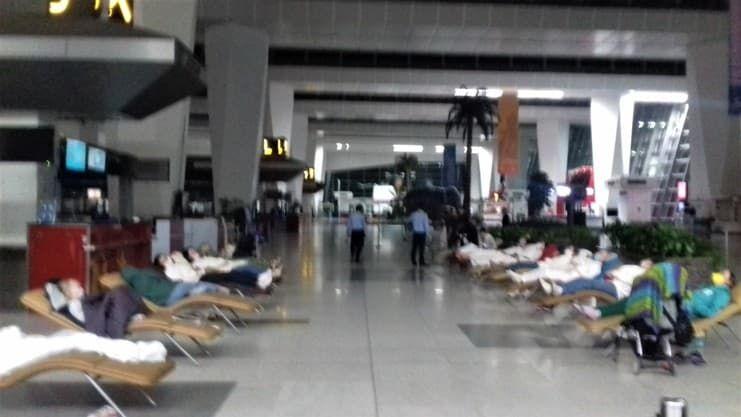 Индия коронавирус эвакуация