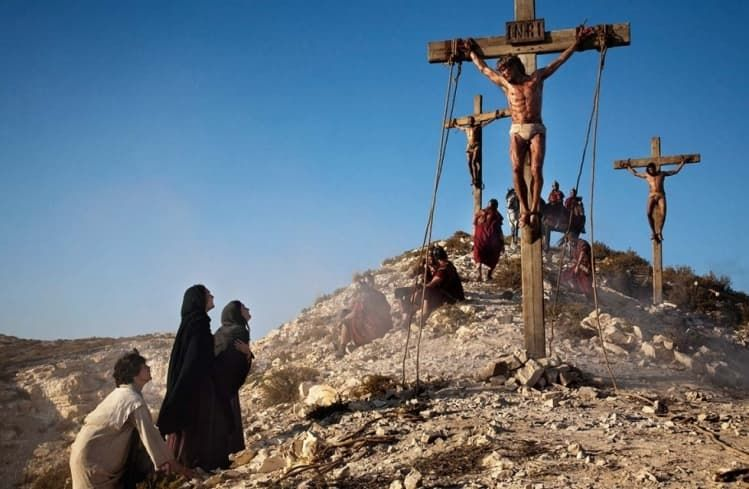 смерть Иисуса Христа