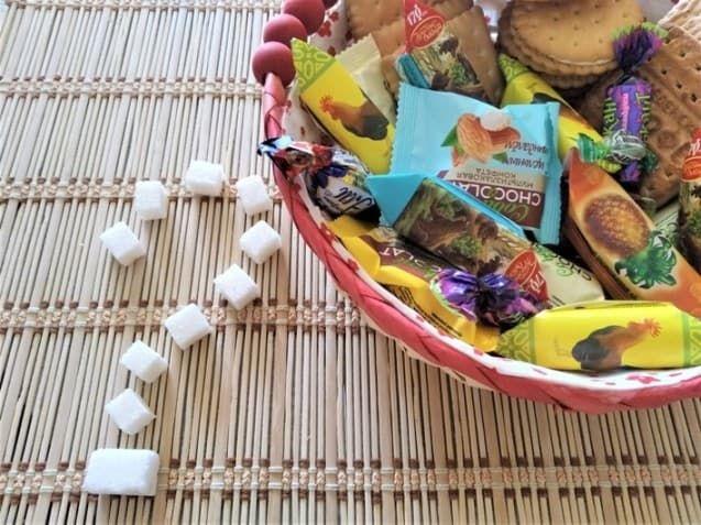 сахар и влияние на организм