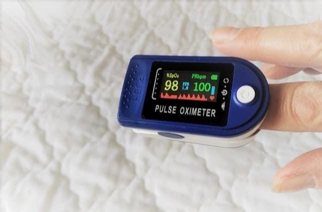 пульсоксиметр, показания нормы