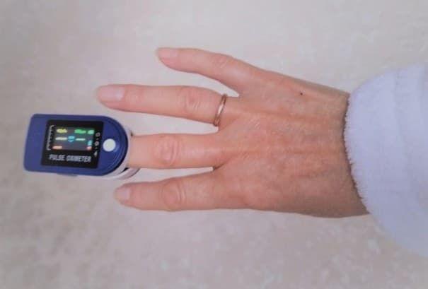 пульсоксиметр как работает