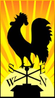 2021 год по славянскому календарю с символом Кричащего Петуха