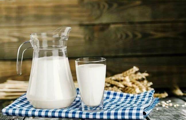 молоко польза вред